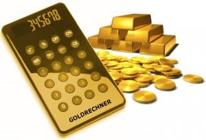 Online Goldrechner